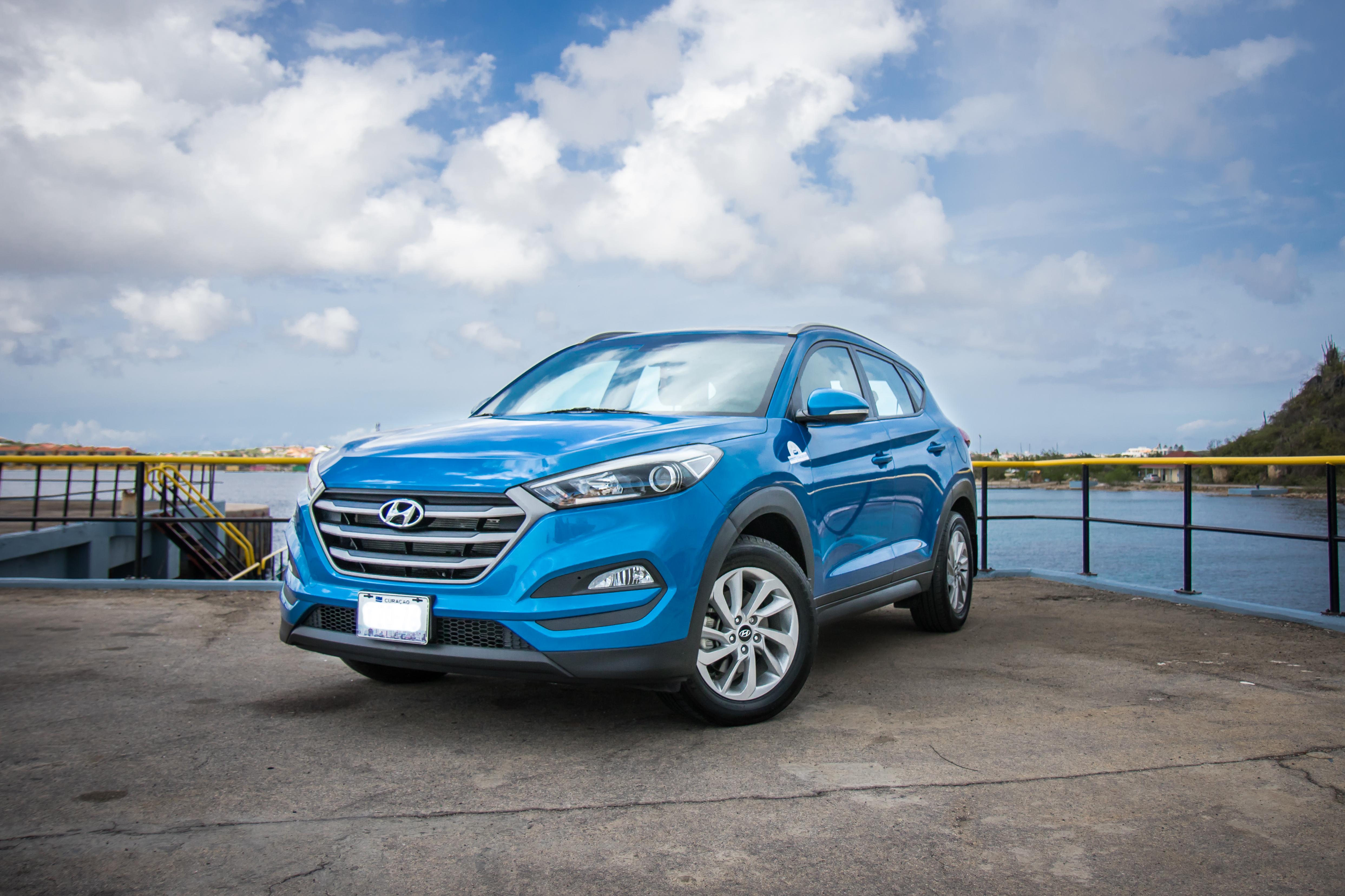 Auto huren Hyundai Tucson Curaçao