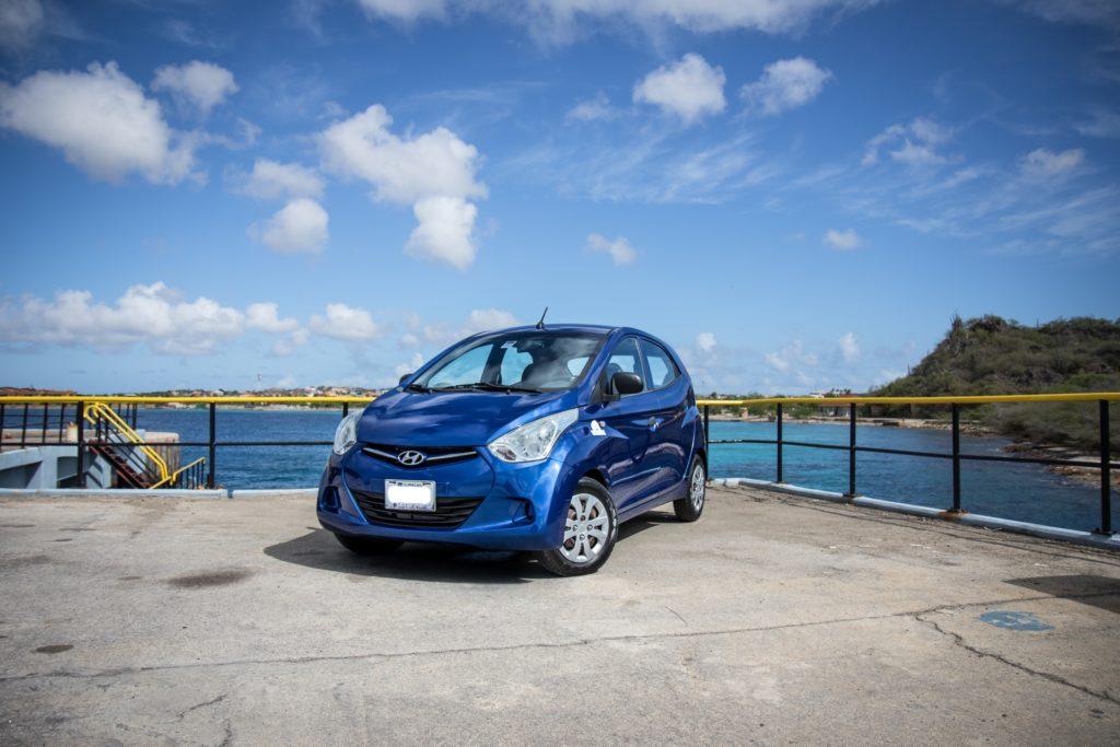 Auto huren Curaçao single car