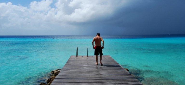 Het weer Curaçao