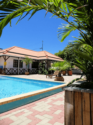 Appartementen BlouBlou Curaçao