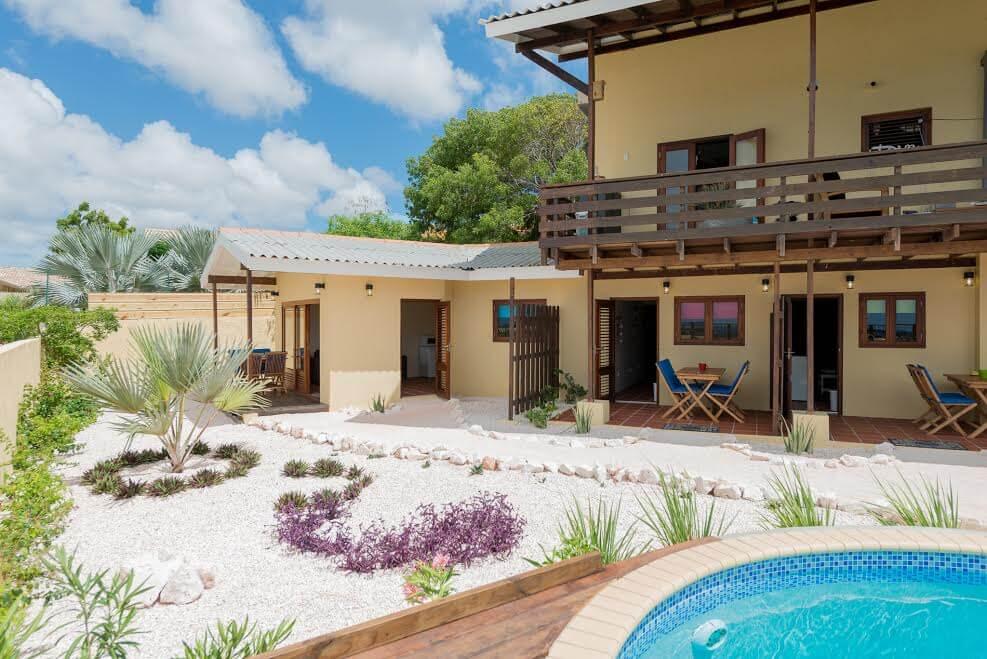 Villa topzicht Curaçao
