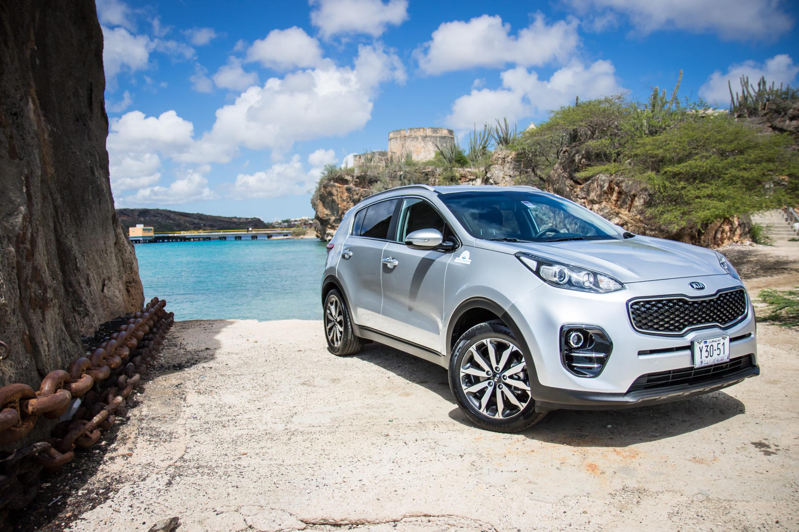 Goedkoop auto huren Curaçao